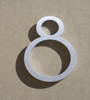 mid century house numbers 8