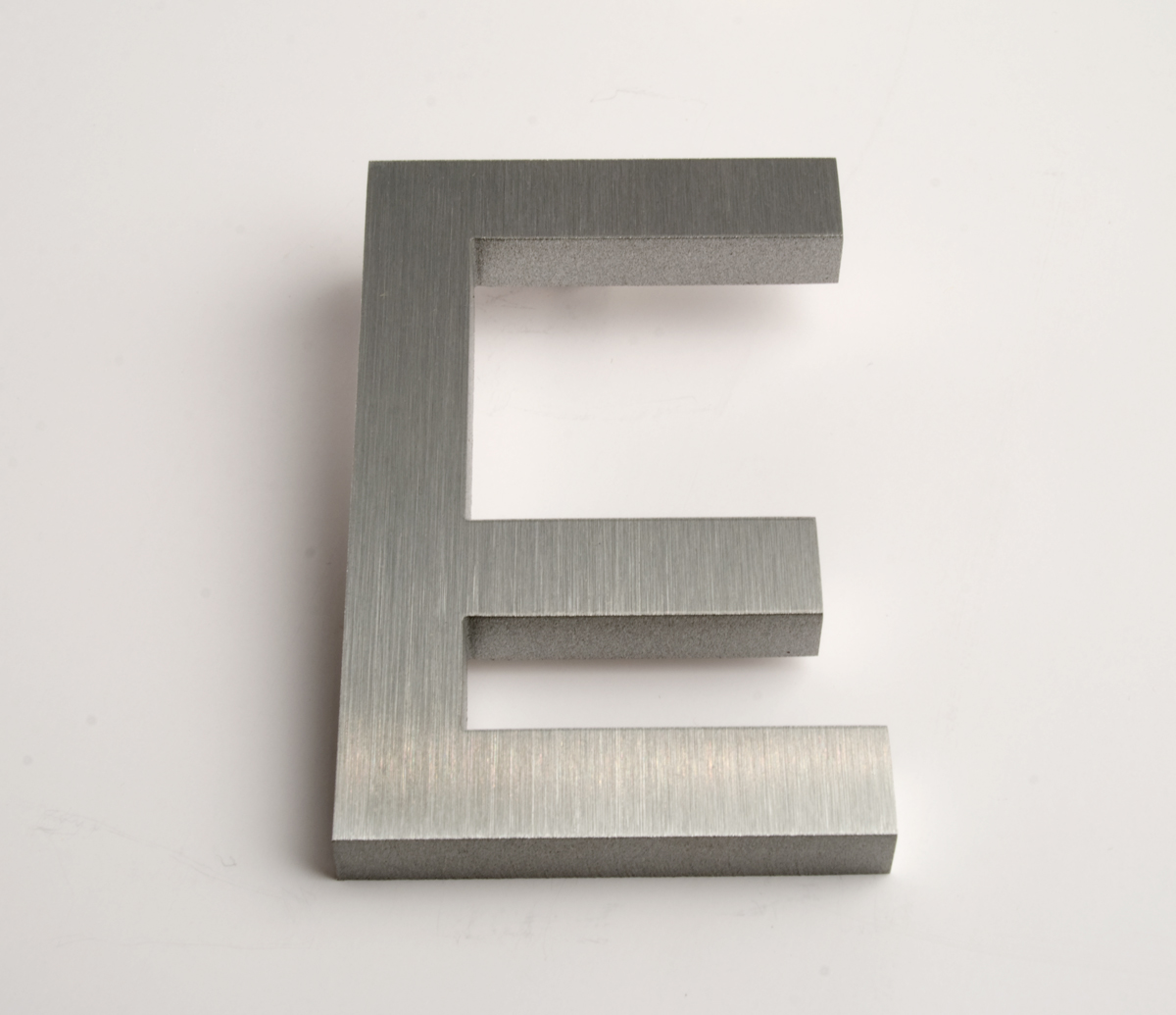 Modern house letters for Contemporary house numbers and letters